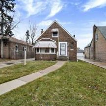 Rent Ready Brick Single Family.