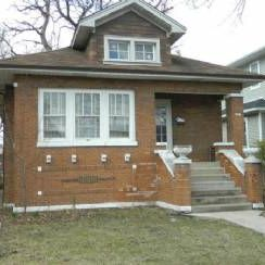 Oak Park Brick Bungalow.