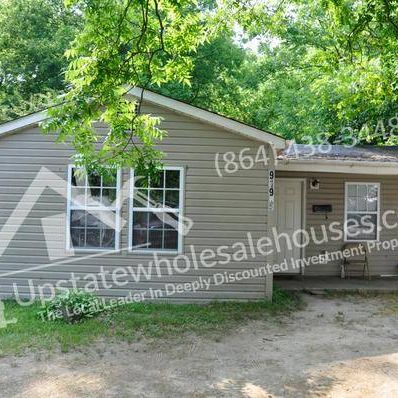 Wholesale Deal - 2 Houses- $1400/mo Rent SC.