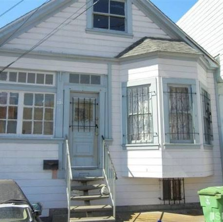 Fixer Opportunity Deal at San Francisco CA!