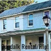 Cheap Dundalk Rental/Flip!