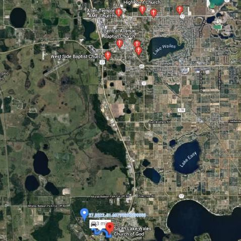 CHEAP ACRES VACANT LAND IN LAKE WALES.