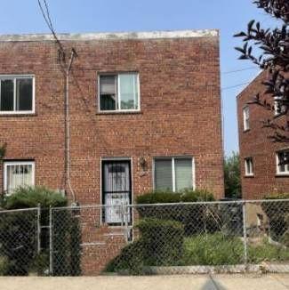 SE DC Brick Duplex with Detached Garage.