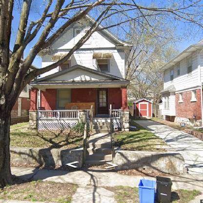 Cosy Brick House in Kansas City - $235k.